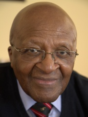 Photo of Desmond Tutu