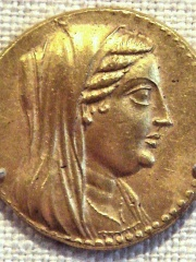 Photo of Berenice II of Egypt