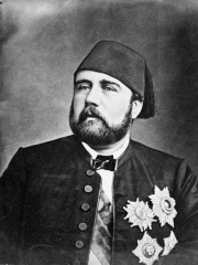 Photo of Isma'il Pasha