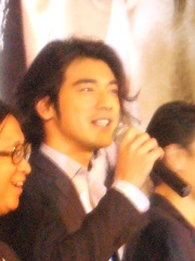Photo of Takeshi Kaneshiro