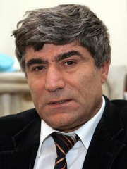 Photo of Hrant Dink
