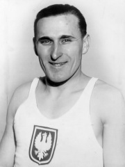 Photo of Janusz Kusociński