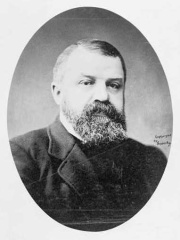 Photo of Dwight L. Moody