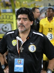 Photo of Diego Maradona