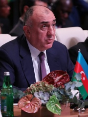 Photo of Elmar Mammadyarov