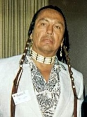 Photo of Russell Means