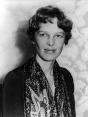 Photo of Amelia Earhart