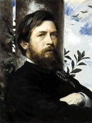 Photo of Arnold Böcklin