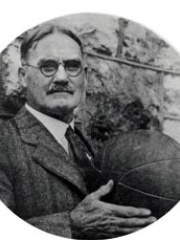 Photo of James Naismith