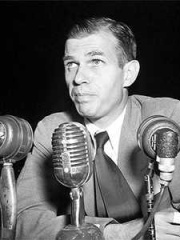 Photo of Alger Hiss