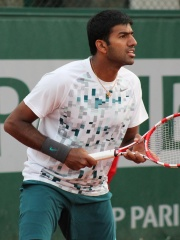 Photo of Rohan Bopanna
