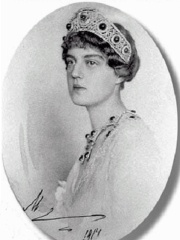 Photo of Grand Duchess Maria Pavlovna of Russia