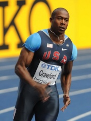 Photo of Shawn Crawford