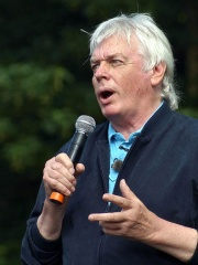 Photo of David Icke