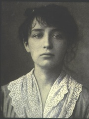 Photo of Camille Claudel
