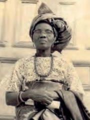 Photo of Funmilayo Ransome-Kuti