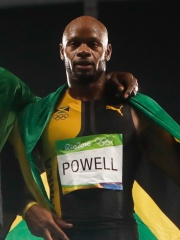 Photo of Asafa Powell