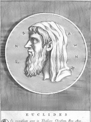 Photo of Euclid of Megara