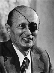 Photo of Moshe Dayan