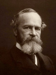 Photo of William James