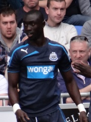 Photo of Papiss Cissé