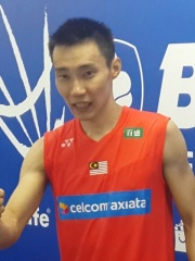 Photo of Lee Chong Wei