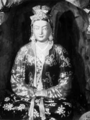 Photo of Princess Wencheng