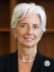 Photo of Christine Lagarde