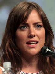Photo of Jessica Stroup