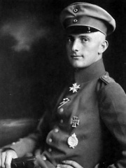Photo of Lothar von Richthofen