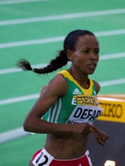 Photo of Meseret Defar