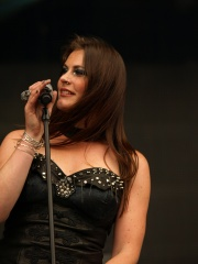 Photo of Floor Jansen