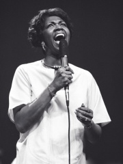 Photo of Cissy Houston