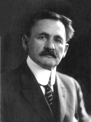 Photo of Albert A. Michelson