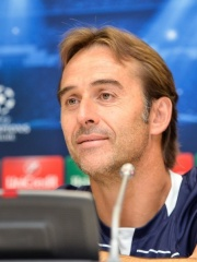 Photo of Julen Lopetegui