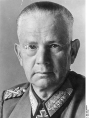 Photo of Walther von Reichenau