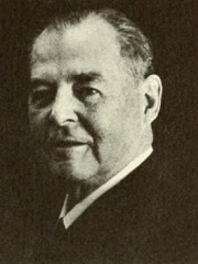 Photo of Harold Hotelling