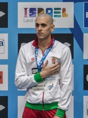 Photo of László Cseh