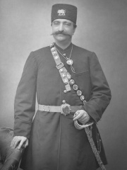 Photo of Naser al-Din Shah Qajar