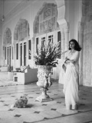 Photo of Gayatri Devi