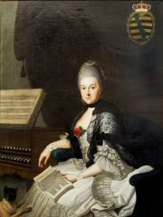 Photo of Duchess Anna Amalia of Brunswick-Wolfenbüttel