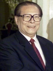 Photo of Jiang Zemin