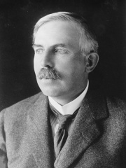 Photo of Ernest Rutherford