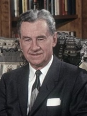 Photo of Lowell Thomas