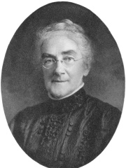 Photo of Ellen Swallow Richards