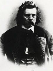 Photo of Emanuel Leutze