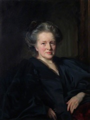 Photo of Elizabeth Garrett Anderson
