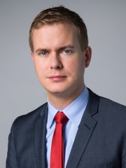 Photo of Gustav Fridolin