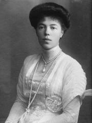 Photo of Grand Duchess Olga Alexandrovna of Russia