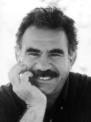 Photo of Abdullah Öcalan